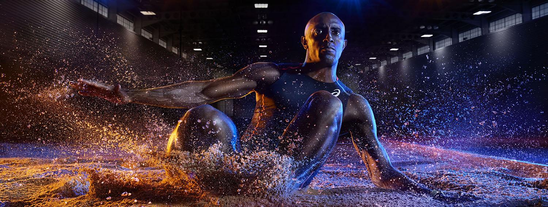 Nathan Douglas - Olympian