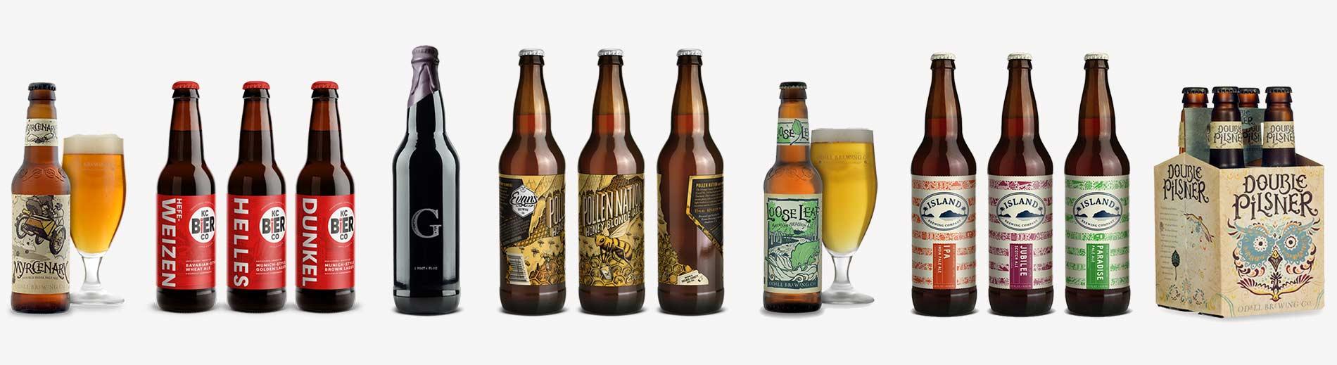 Craft Beer Label Design. ©Danno The Manno, Inc, ©TBD Agency