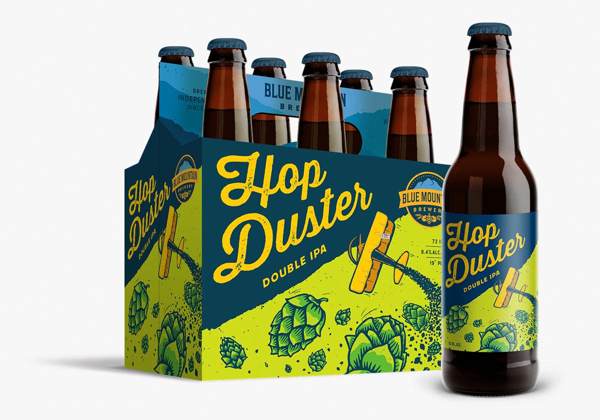Craft-Beer-Packaging-Design-Blue-Mountain-Brewery-Hop-Duster-Double-IPA.jpg