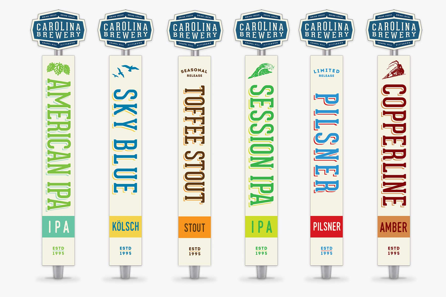 Craft Beer Tap Handle Design