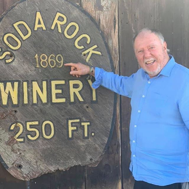A special episode of Rock'n Vino this week, dedicated to resilience and rebuilding. Ken Wilson is owner and proprietary of @sodarockwinery, one of the most notable wineries burned in the recent Kincade Fire. Ken joins us this week, along with Karissa Kruse of the @sonomacountywinegrowers to talk about the fire and Sonoma County's resilient spirit to bounce back and stay open for business. #kincadefire #sodarockwinery #sonomacounty