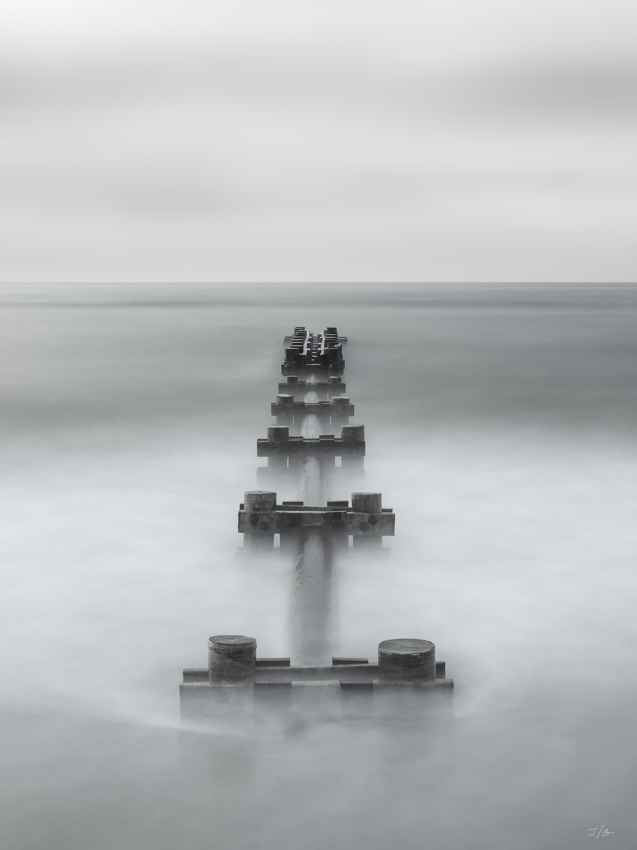 Out to Sea - ©John Guillaume