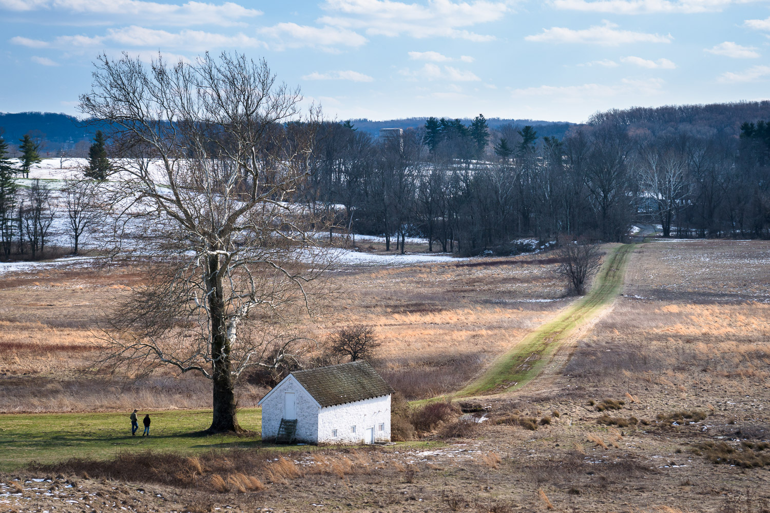 Valley Forge National Park - ©John Guillaume  1/500th, f4.5, ISO 100 - Shot handheld