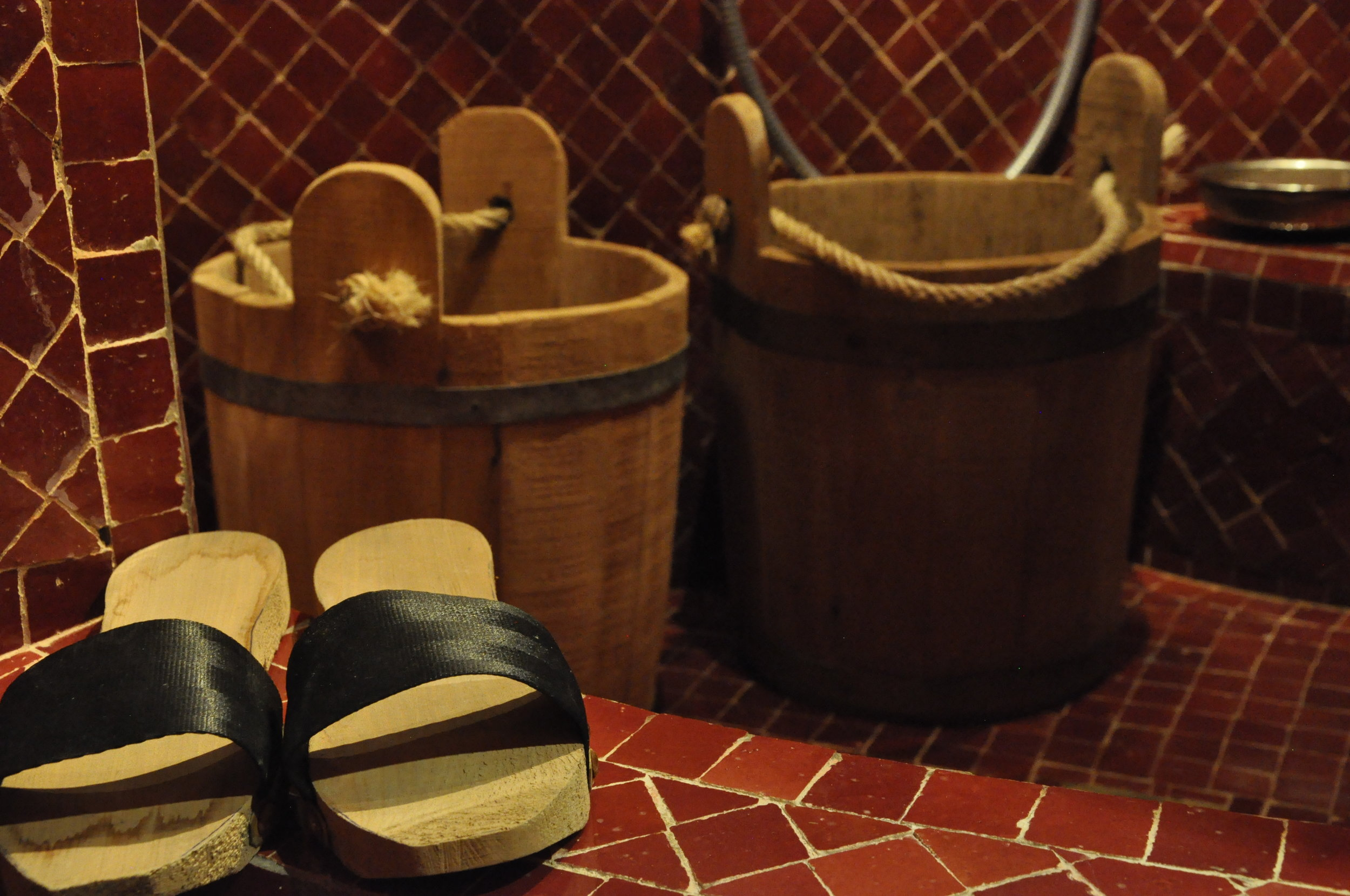 Hammam, massages and saunas - Let us advice and guide you to the best places of the town