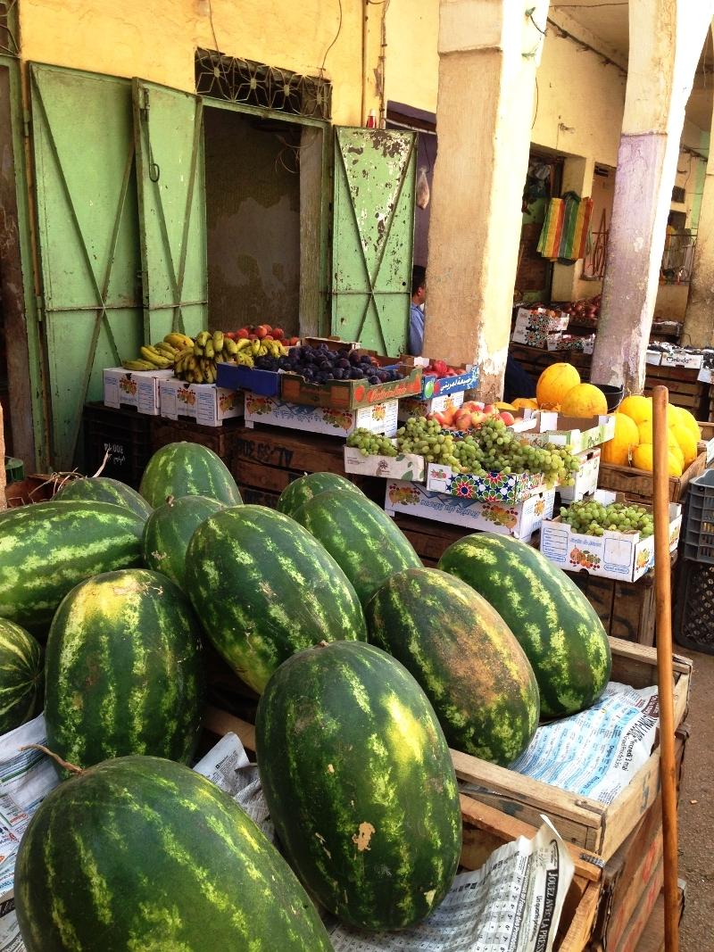 Boulemane market