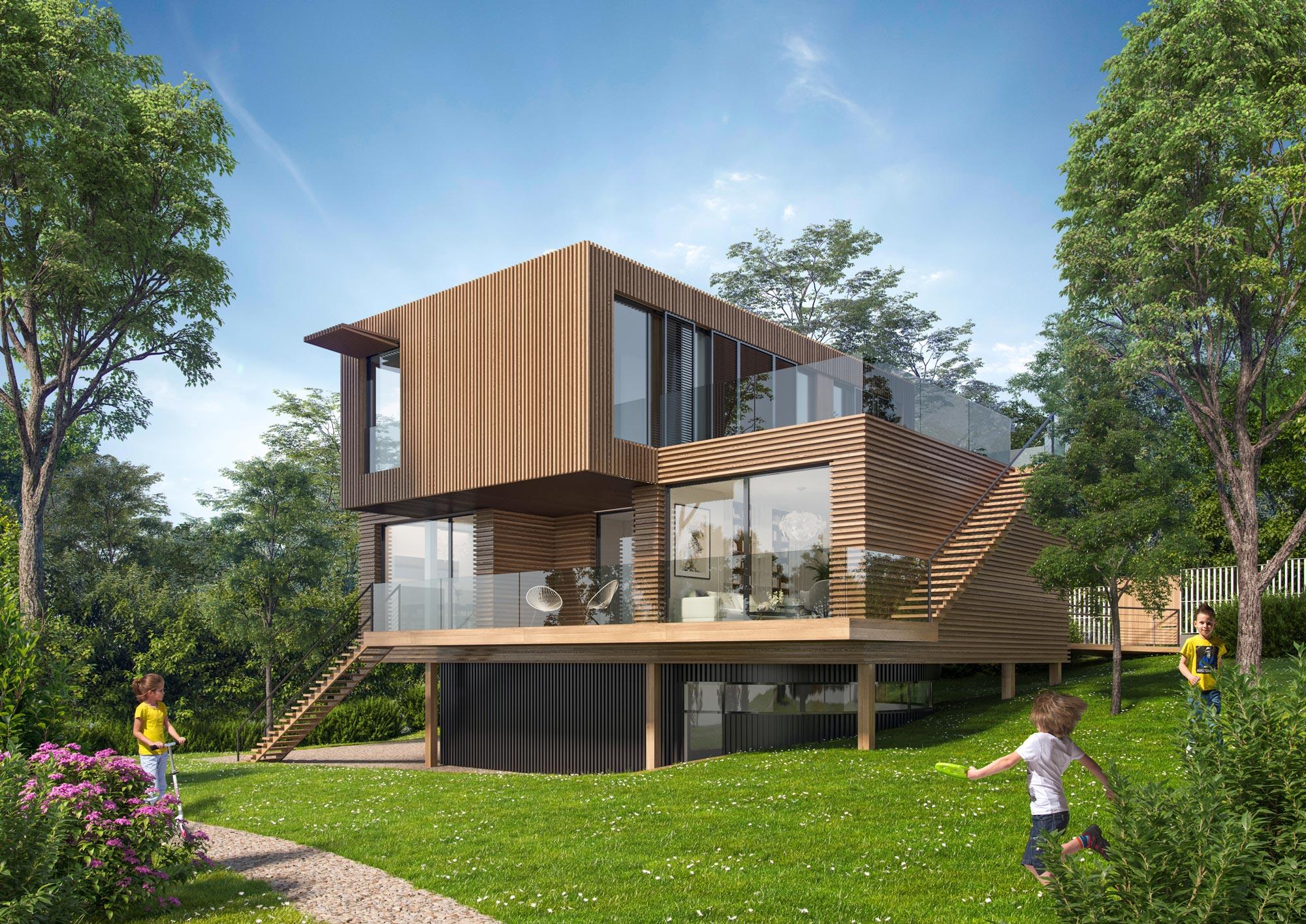 Single-Family House | France