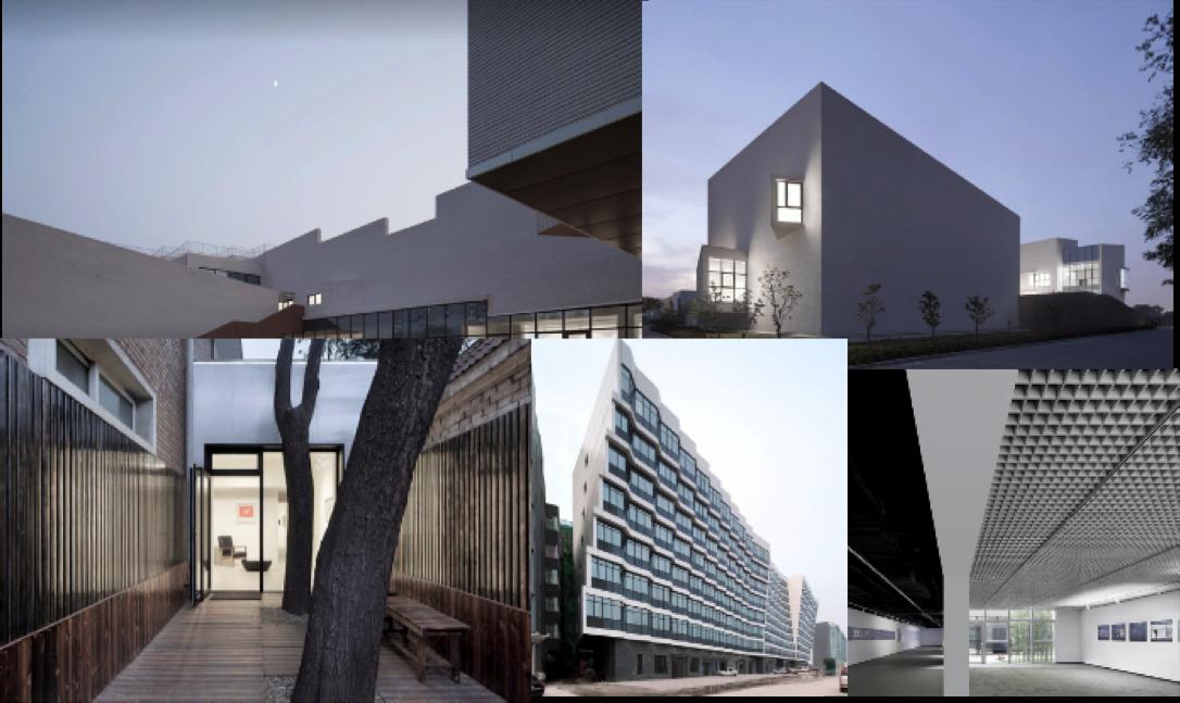 Di Shaohua - Built Works