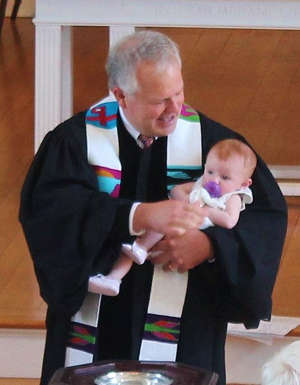 Rev. Jeffrey Rider  Senior Minister