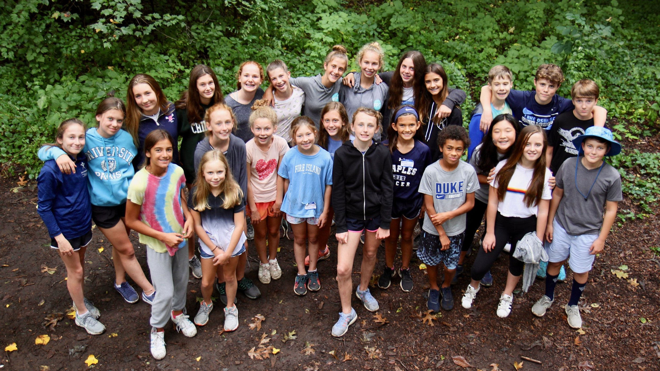 Calling Middle Schoolers - Grades 6-8 meet weekly (when Westport schools are in session) to explore faith together, led by experienced youth leaders who make it a warm, fun journey. Meetings kicked off on Wednesday September 11 at 6:00 -7:30 pm. Reach out to Jennifer Putman with questions.