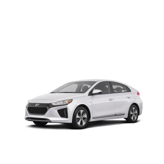 Hyundai Ioniq - Range: 124 milesPrice: $30,315
