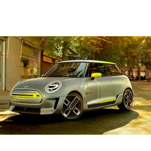 Mini Electric - Range: 200 miles