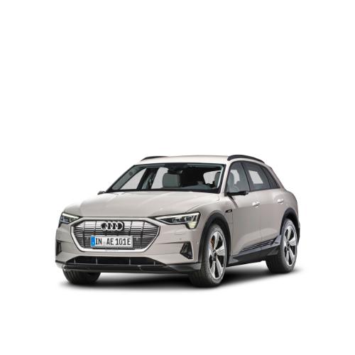 Audi e-tron - Range: 245Price: $75,800