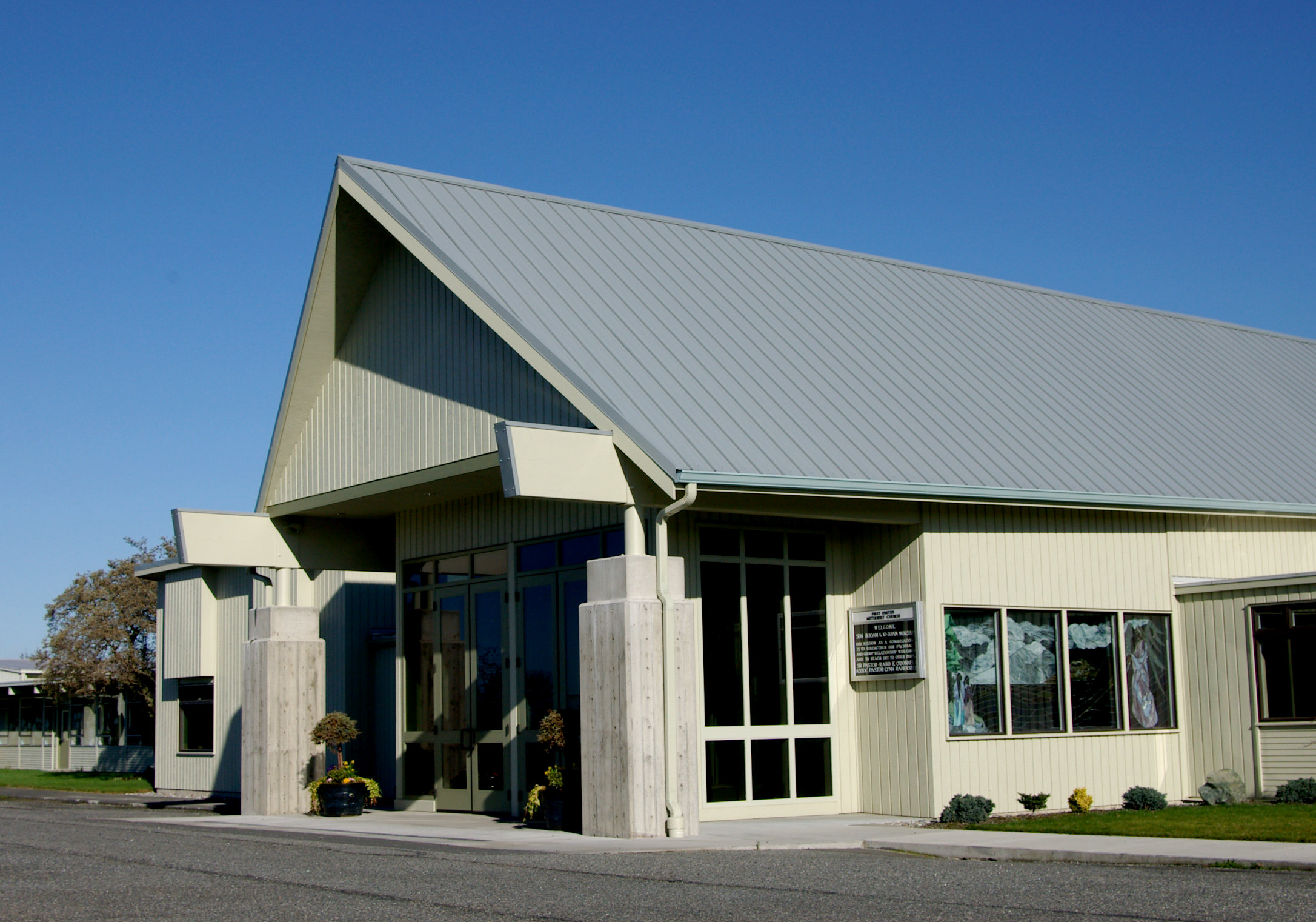 FIRST UNITED METHODIST | Mt. Vernon, WA