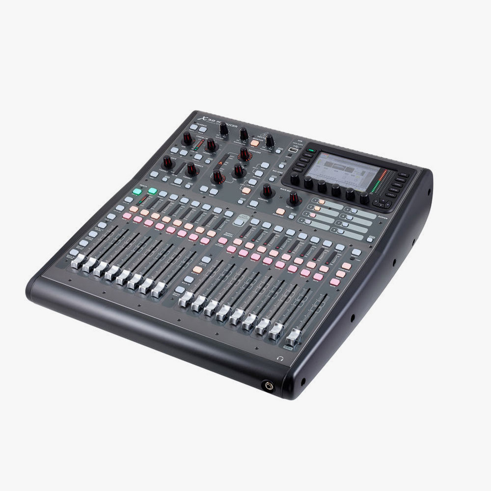 Behringer X32 Producer: £85  Console, S16 Stage Box, 50m Cat5 Cable –£110