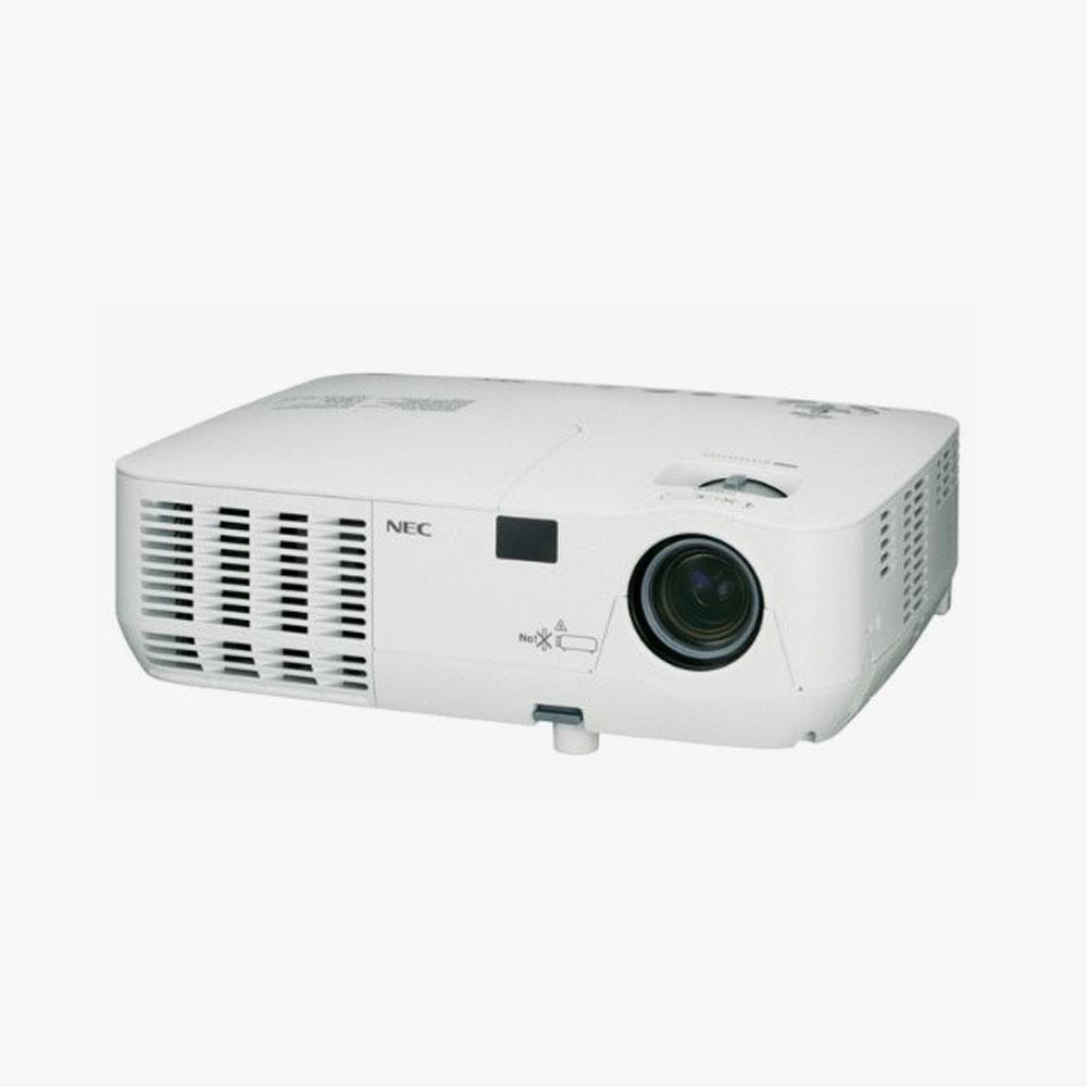 NEC NP110 DESKTOP PROJECTOR: £80  800X600 SVGA, 2200 LUMENS, 1.94:1 - 2.17:1 LENS, VGA/S-VIDEO/RCA INPUTS.