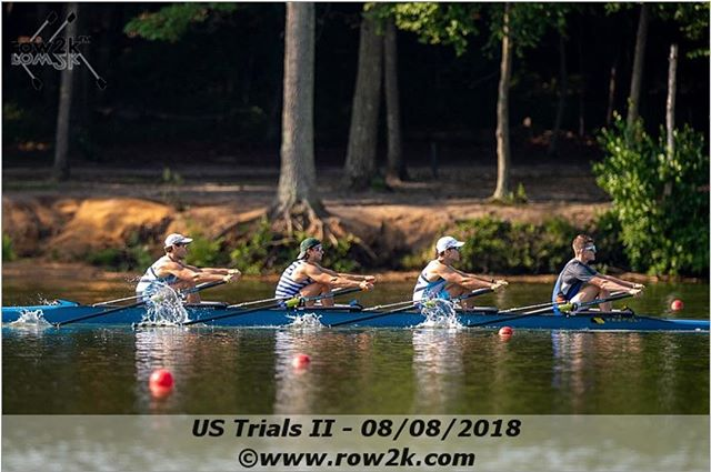 Congratulations to Alex Loy '15 (bow seat) on qualifying for senior worlds in the Lightweight Quad! @ailoyer #trincrew #gobants