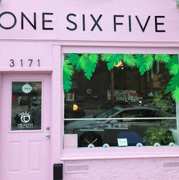Kaleigh Shrigley and Claire Lowe of ONE SIX FIVE