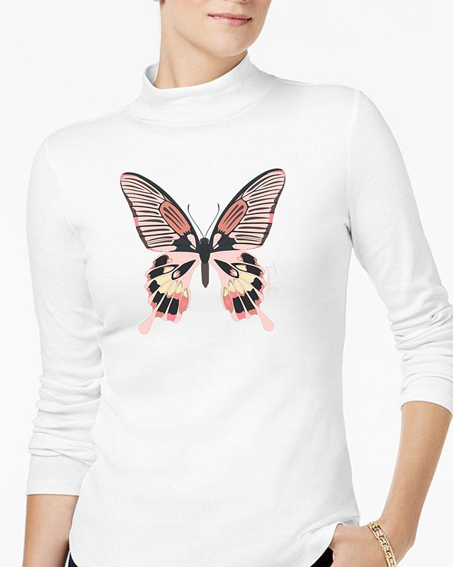 It's all about the butterflies this season! Tap on the image to order before they're all gone💓 on sale now 💓