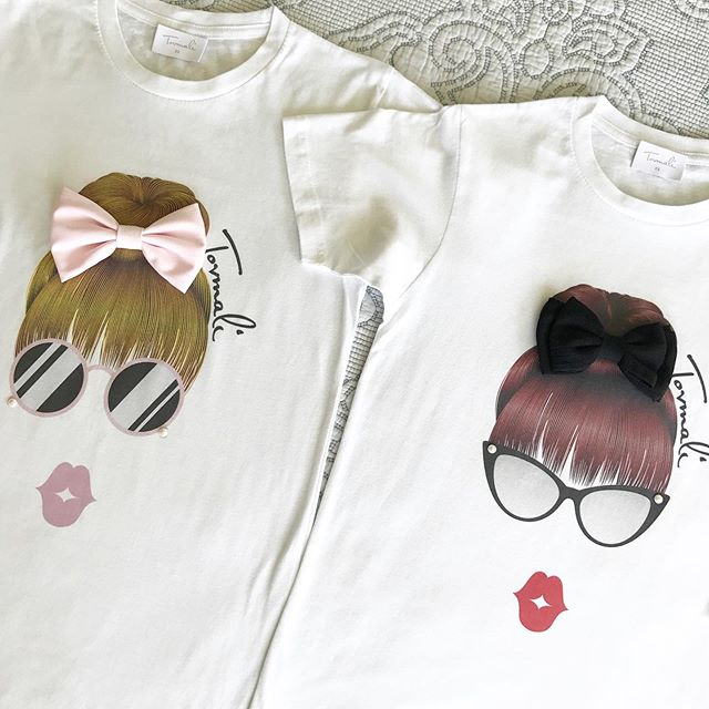 The ultimate chic-est tees for the season! Use code SUMMER20 at checkout at Tovmali.com 💓 Tap the image  to shop now!