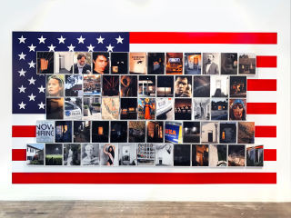 Alejandro Cartagena, Santa Barbara Return Jobs back to US or the Collective Memory of the Worst Place to Live in the World Today If You Are Not White , 2017.
