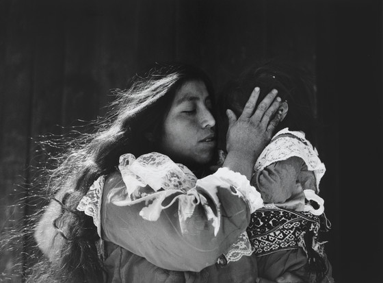 mariana yampolsky, caricia, san simón de la laguna.  1989. Los angeles county museum of art, gift of daniel greenberg and susan steinhauser.