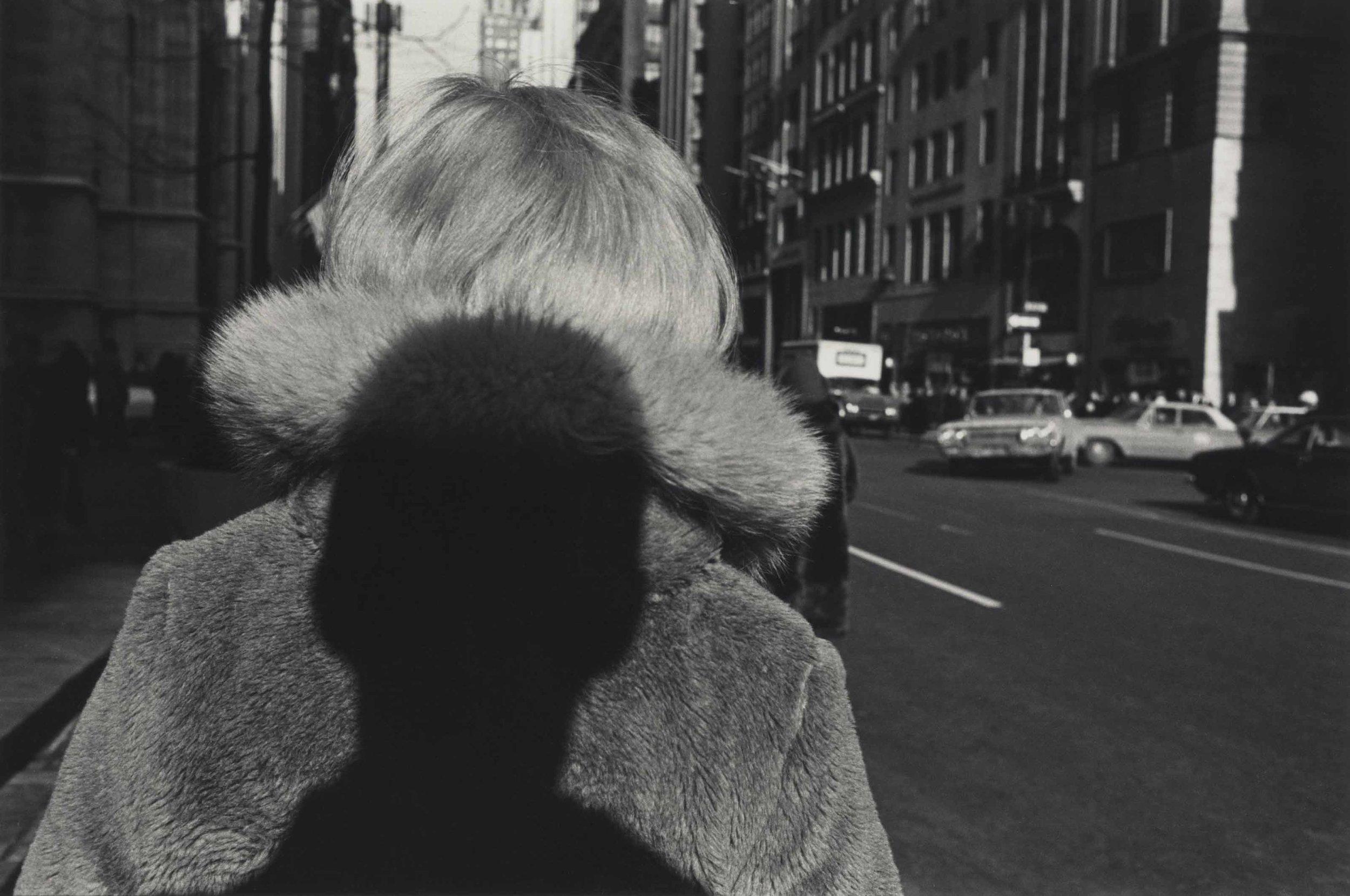 Lee Friedlander,  New York City , 1966