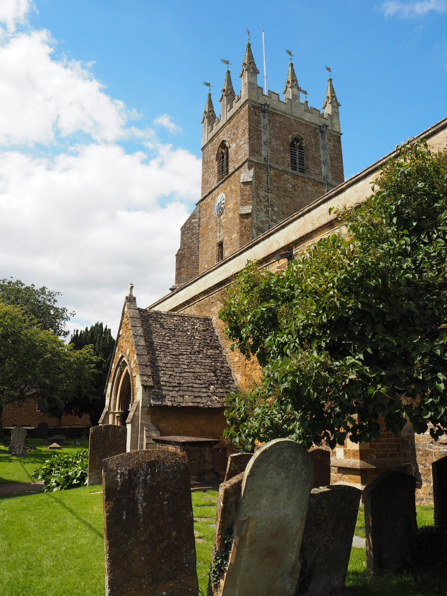 S.S. Peter and Paul Parish Church in Deddington.