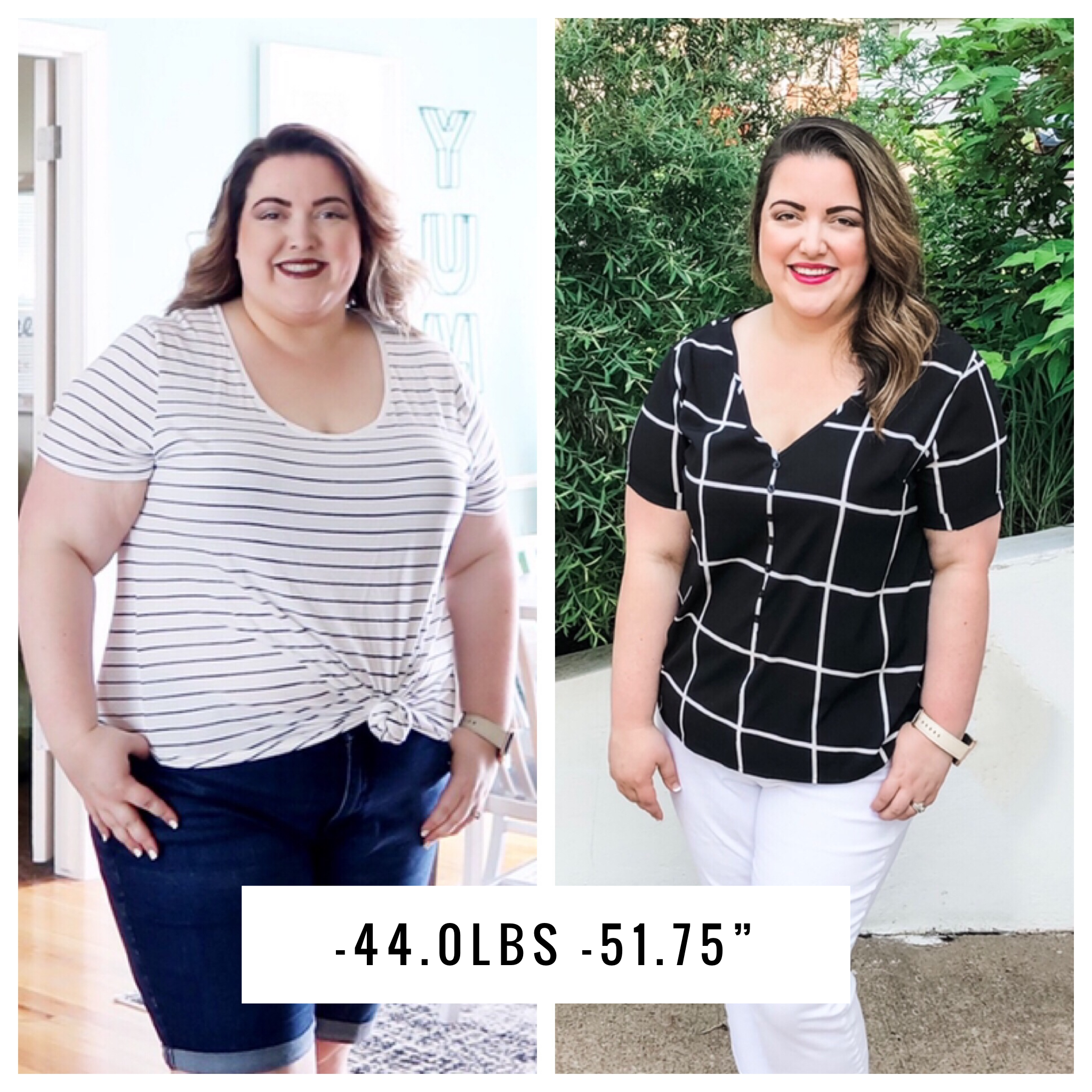 How to Lose Weight Even When You are Stressed - 44lbs in 5 months