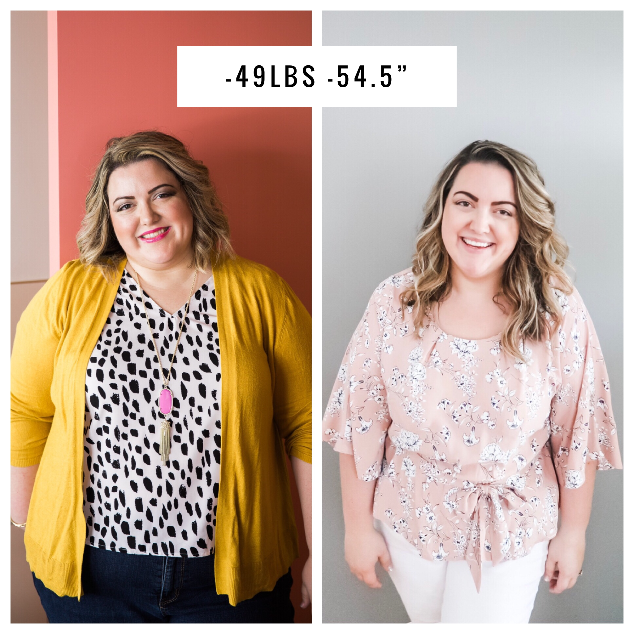 Abagail Pumphrey - Nearly 50 Pound Weight Loss in 6 Months