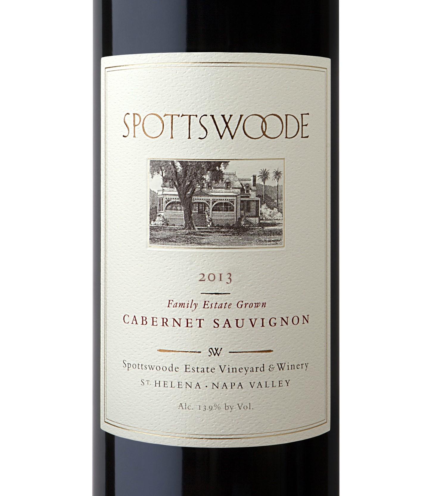Spottswoode label close up.jpg
