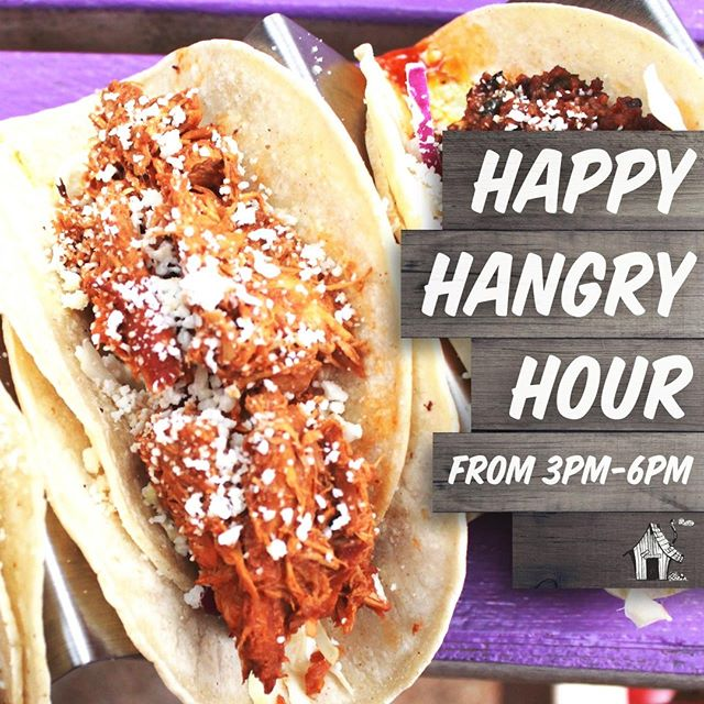 If you get turnt up for tacos, we have you covered. Join us on the patio for Happy Hangry Hour starting at 3. ⁠ #woodshack #woodshacksoulard #stl #stlouis #saintlouis #soulard