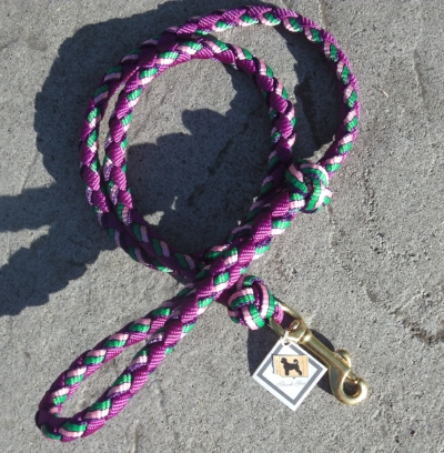 All profits from the sale of leashes support IAPF International Anti Poaching Foundation