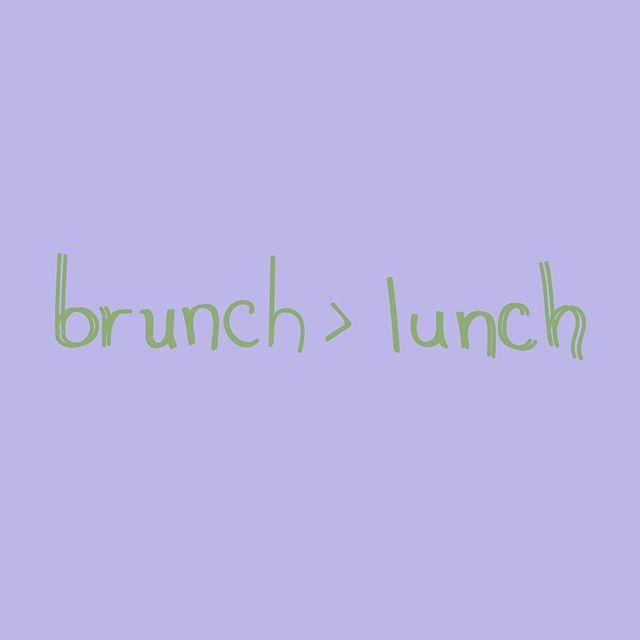 | I said that I said! #brunchisthebest #saturdaybrunch #mimosas