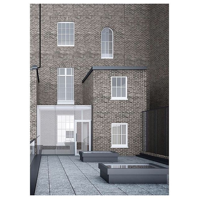 04/19 Planning permission has been granted to redevelop a Grade-II listed townhouse in Bloomsbury to form a new contemporary art gallery. #mathesonwhiteley @daly_lyon
