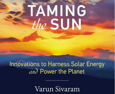 Taming the Sun: Innovations to Harness Solar Energy and Power the Planet - Varun Sivaram cites GridEdge's first director Joel Jean as one leading the initiative to bring perovskites to commercialization
