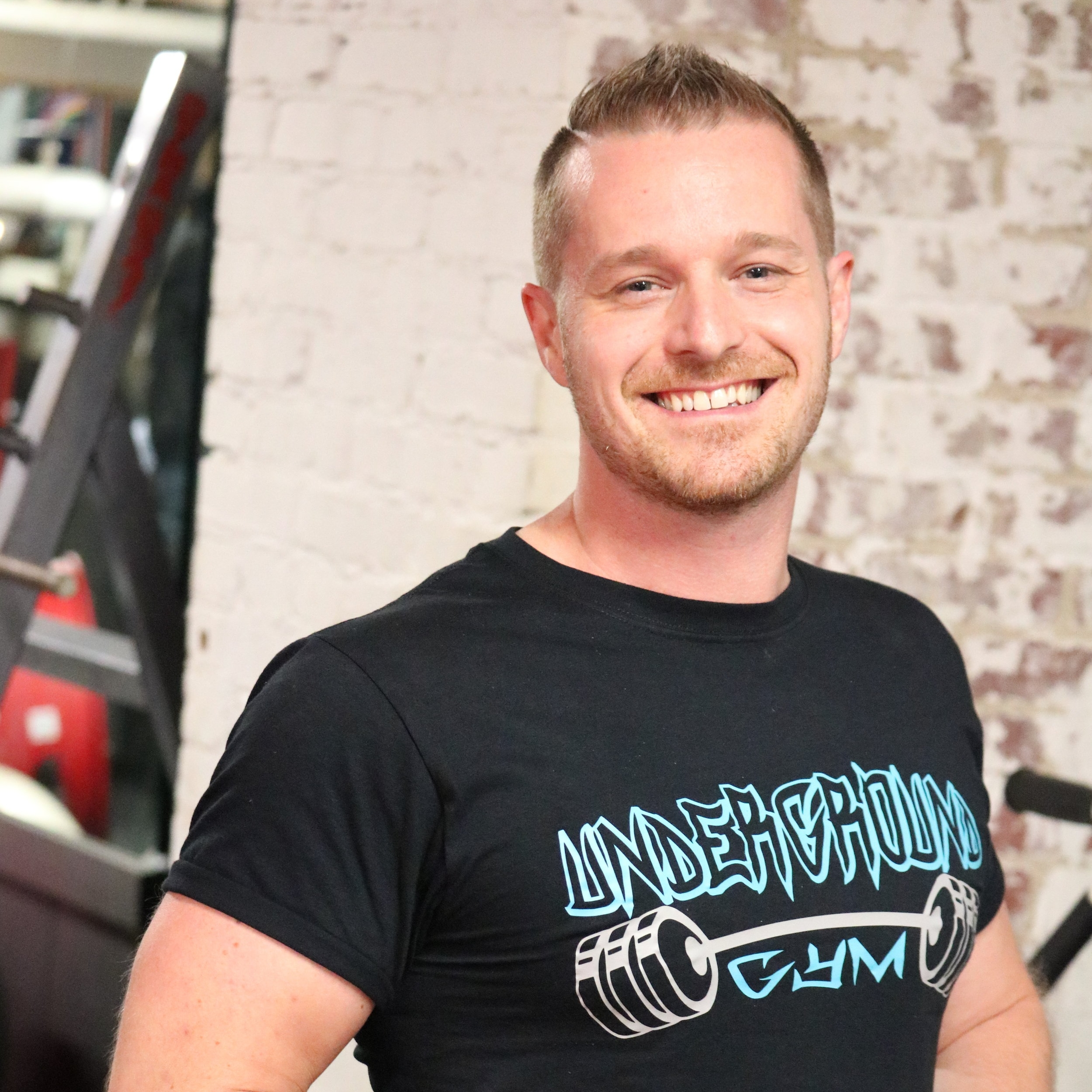 Jacob Foulk - Owner and Personal Trainer