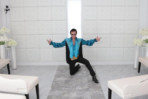 Elvis Wedding in Las Vegas!