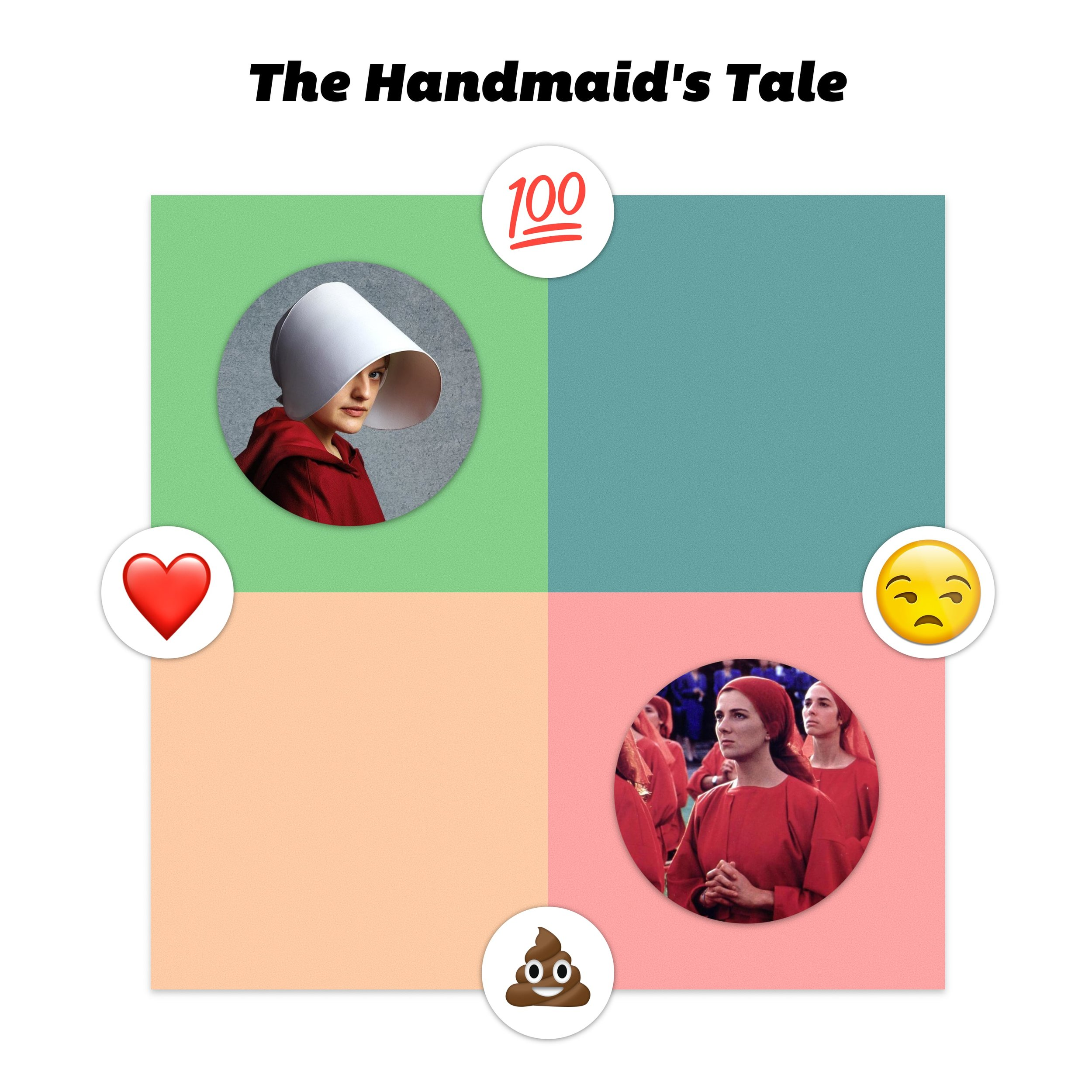 9. The Handmaid's Tale