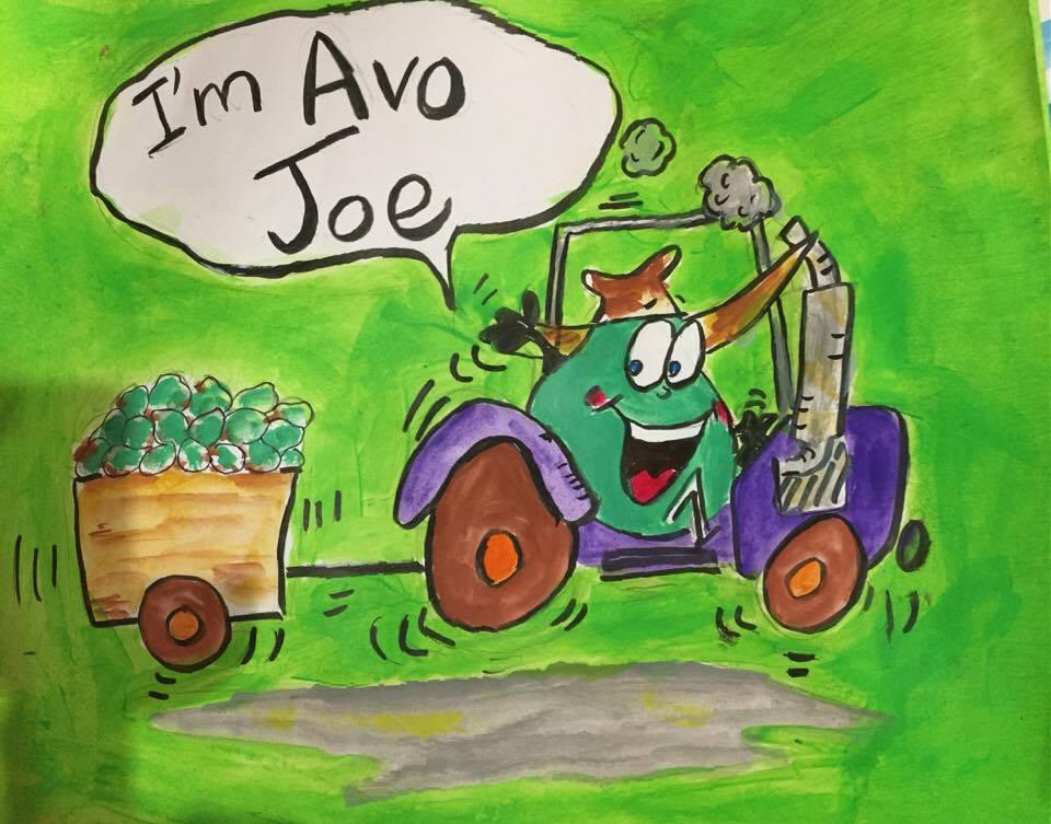 Avo Joe at work 090517.jpg