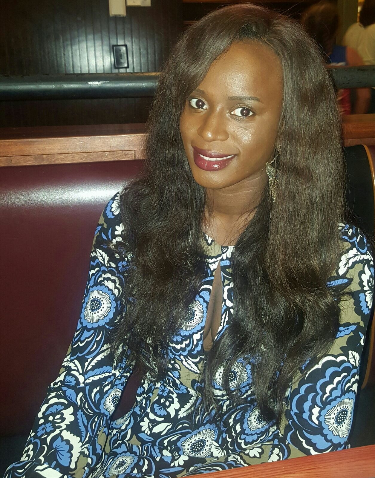 Zainab Remi King, Director of Programs     Youth, Women, and Education Advocate and Founder of Community Empowerment Through Education (CETE)