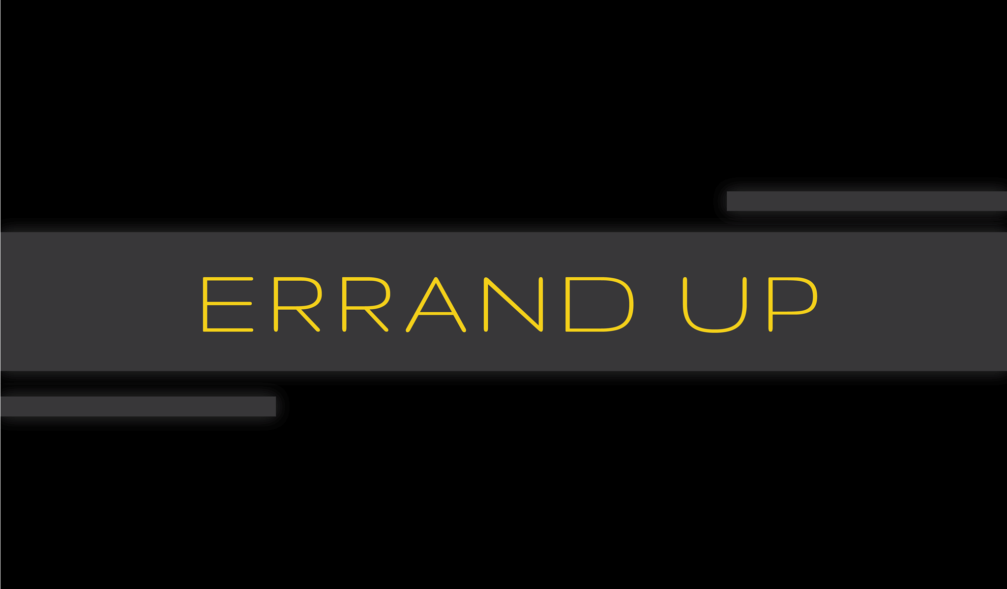 - Errand Up is an on-demand delivery and family shopping service for Batavia, Geneva and St. Charles. Users can request errands remotely from their phone, computer, or on-the-go. If your daily grind has you in a bind, turn to Errand Up!