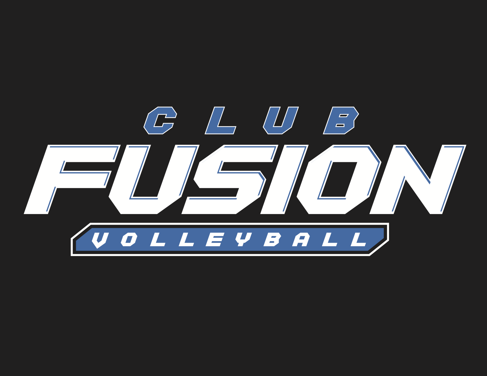 - Our mission statement encompasses all that Club Fusion Volleyball is about ... Taking it to the Next Level!Club Fusion is considered one of the top player development programs in the country.