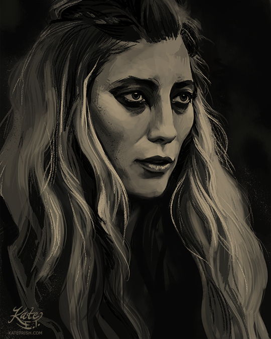 Dichen Lachman as Anya (The 100)
