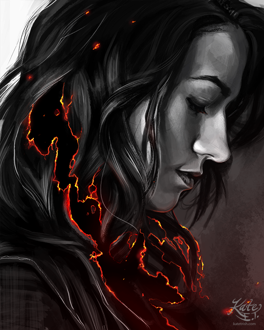 Carmilla on Fire