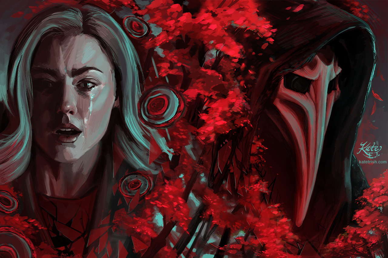 Amanda Schull as Cassandra Railly and The Witness (12 Monkeys)