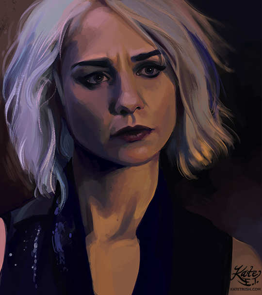Tuppence Middleton as Riley Blue (Sense8)