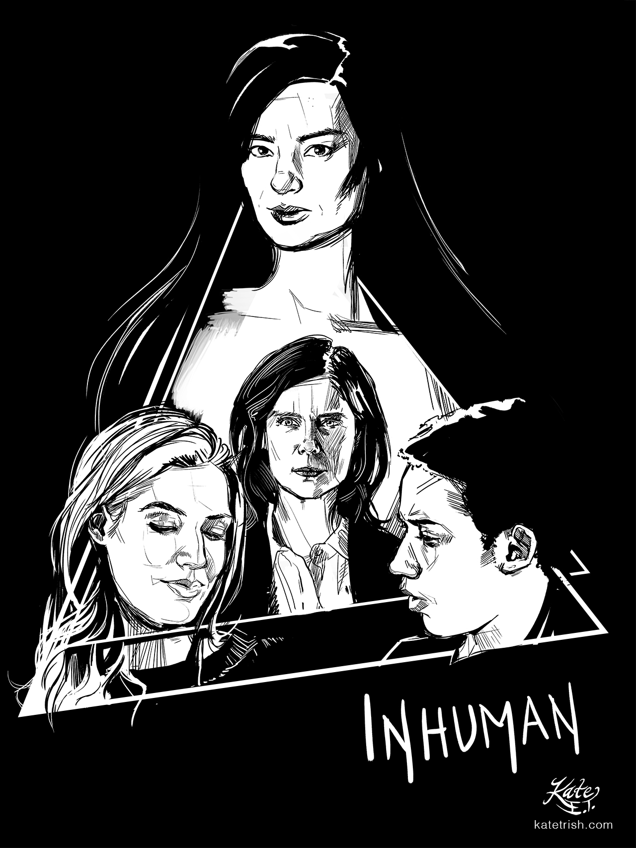 Inhuman Condition (Webseries)