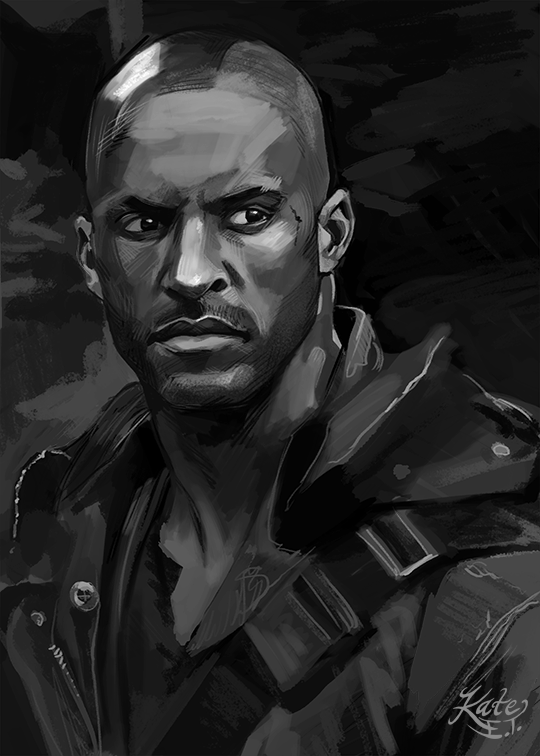 Ricky Whittle as Lincoln (The 100)