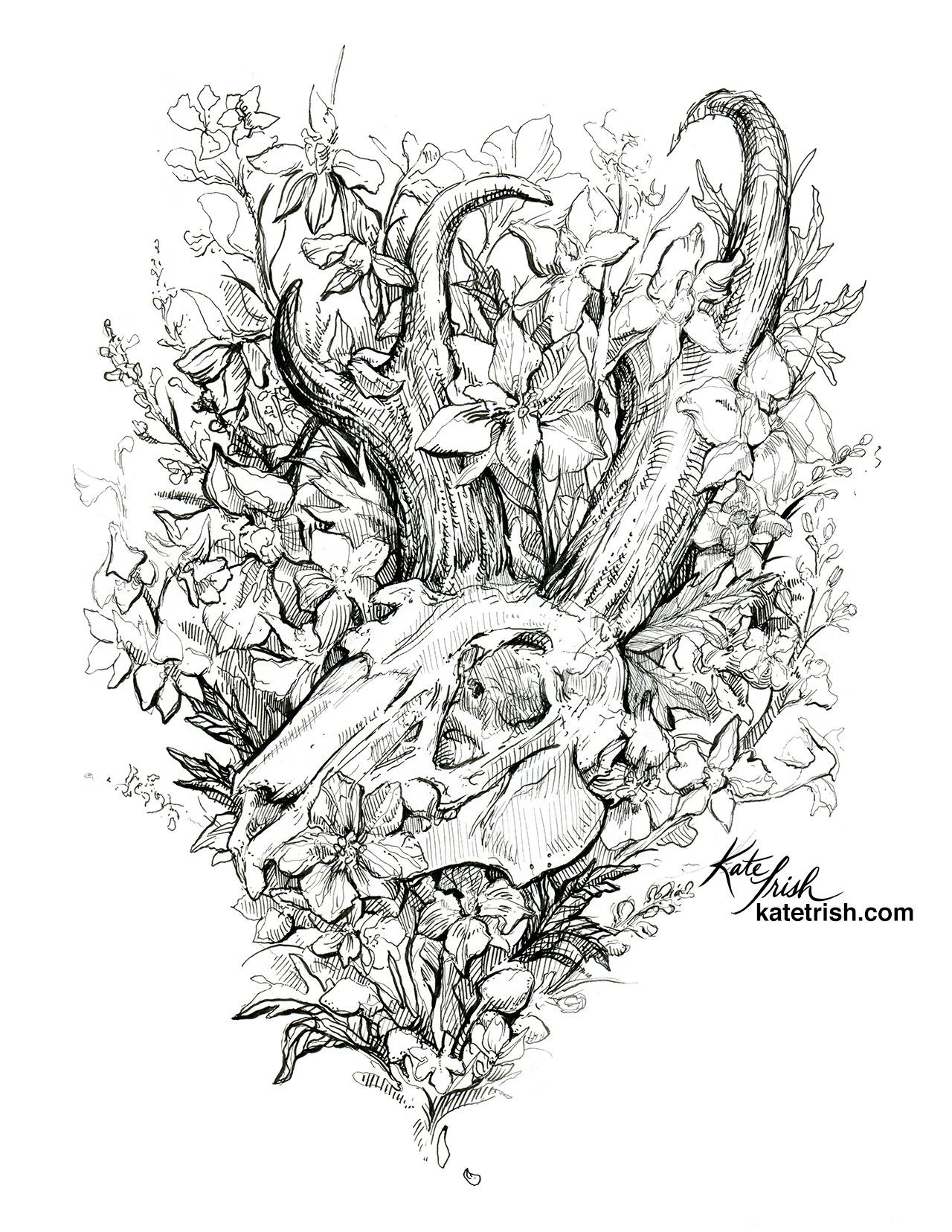 Memento Vitae I (Commission)