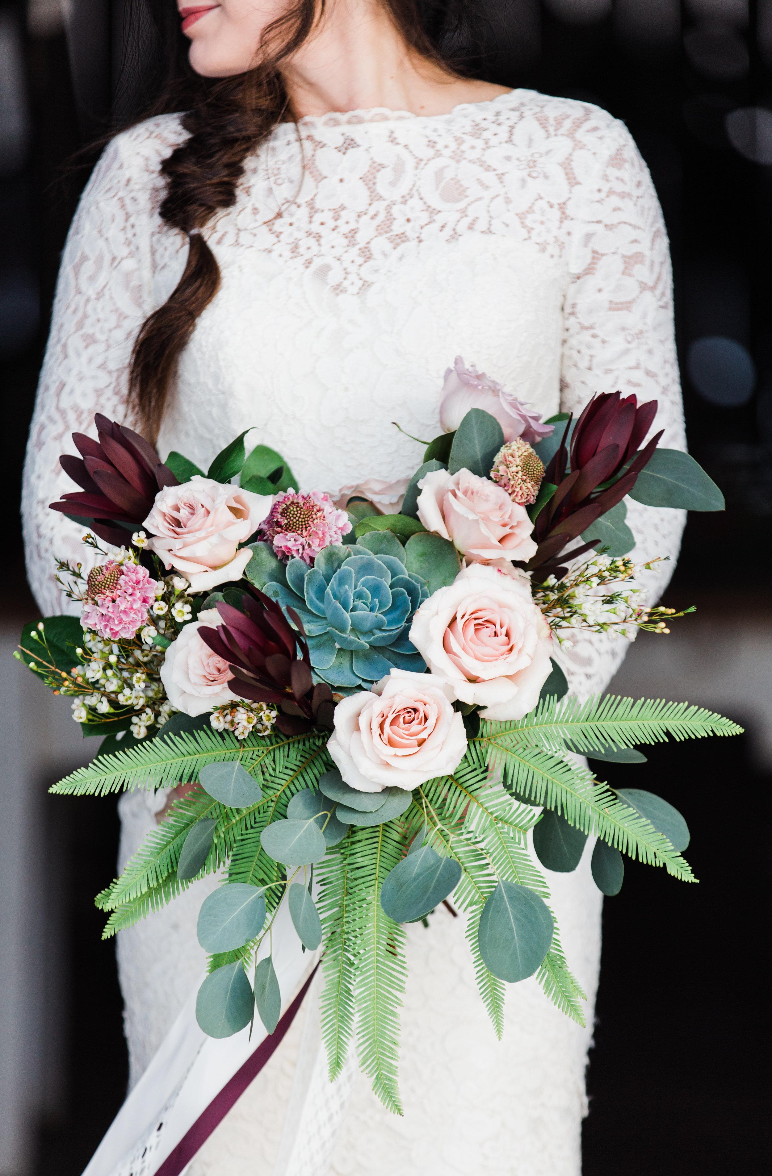 KCMO wedding flowers heart + soul 9